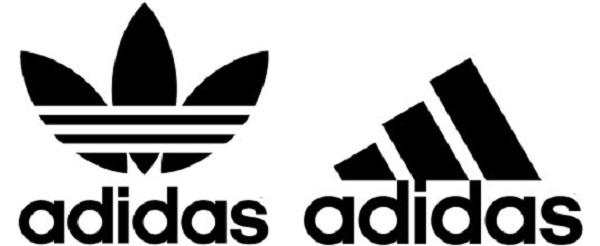 adidas logo iconico