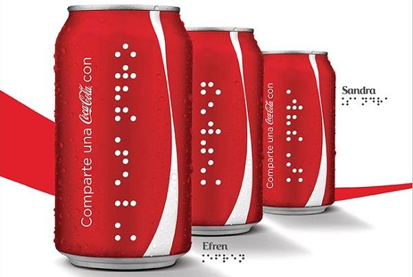 coca cola braille 2015