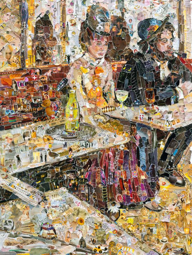 Il bevitore di Assenzio di Edgar Degas