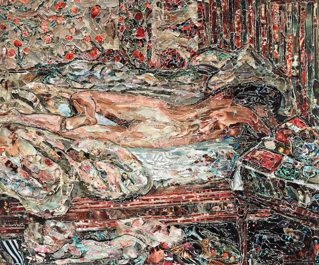 Siesta di Pierre Bonnard