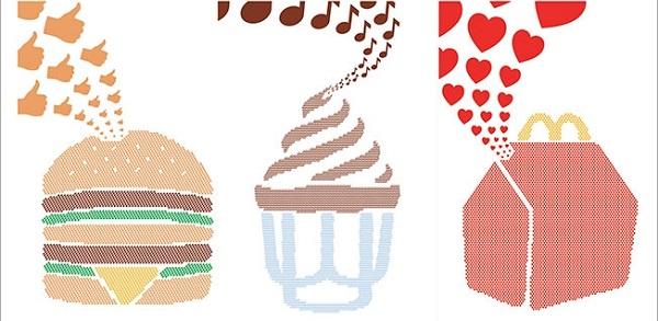 mcdonalds emojis 2015