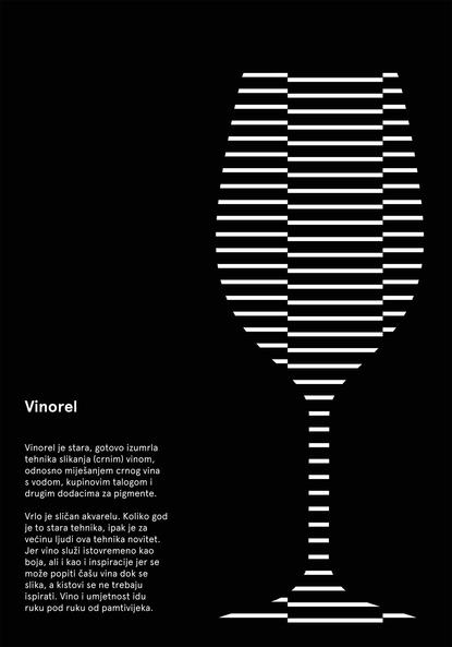 bicchiere di vino effetto 3D