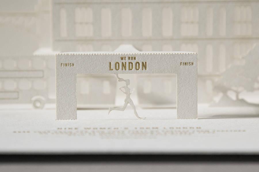 invito maratona femminile londra 2015