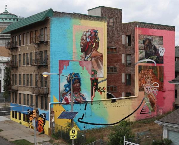 street art palazzi