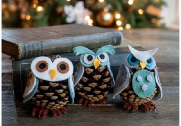 20-owl-ornaments