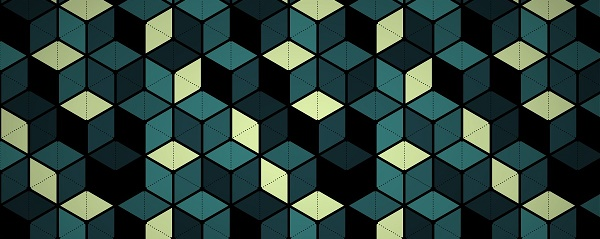 hexagonal_cube_mesh_pattern-937